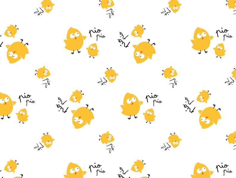 Diseño de pattern para productos infantiles