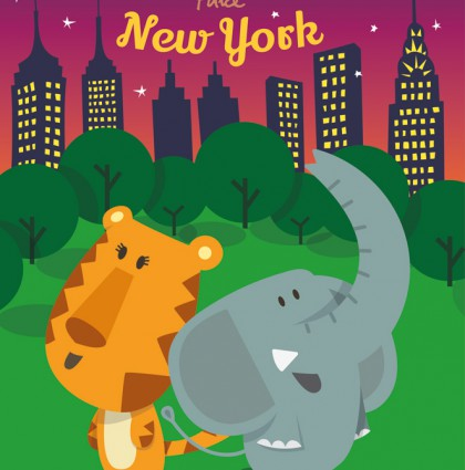 Elsa & Astor take New York
